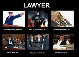 Lawyer Meme - what my friends think i do what i actually do lawyer funny