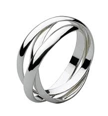 russian wedding band dew women s sterling silver russian wedding ring co uk