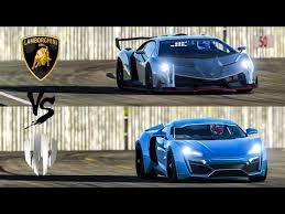 lamborghini veneno vs bugatti veyron race bugatti veyron vs fxx vs lamborghini veneno race top speed