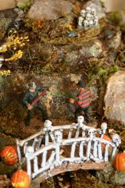 halloween village accessories dirt cheap decor halloween village platform