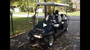 golf cart custom gas limo tow truck sports car electric golf