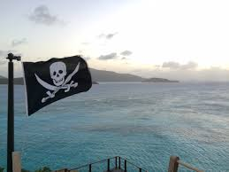 Virgin Islands Flag Pirates Of The British Virgin Islands Virgin