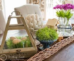 welcoming spring with farmhouse florals farmhouse kitchen tables