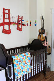 velveteen rabbit nursery brave in before and after our shared nursery