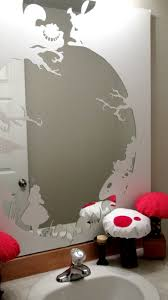 this would be so cute in a kids bathroom bedroom or playroom