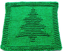 free knitting pattern christmas tree dishcloth free knitting pattern tree dishcloth durgapur info for