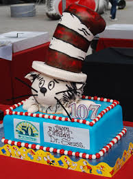 dr seuss cakes cus marks dr seuss birthday