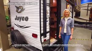 jayco jay flight slx 145rb youtube