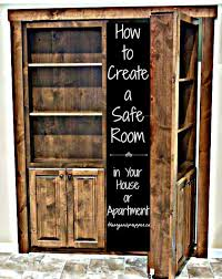 How To Make A House Floor Plan Best 25 Safe Room Ideas On Pinterest Safe Room Doors Gun Safe