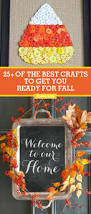 Fall Homemade Decorations - 25 best fall crafts easy diy home decor ideas for fall