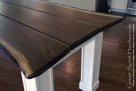 Black Walnut Kitchen Cabinets Enchanting Black Walnut Kitchen Table Also Furniture Solid Gallery