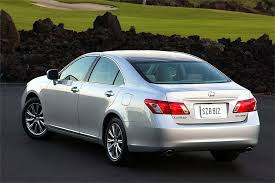 lexus is 350 hp 2007 lexus es 350 overview cars com
