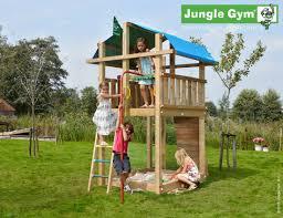 climbing frames for small gardens jungle fort fireman u0027s pole
