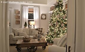 our vintage home love 2012 christmas decor ideas