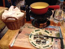 cuisine de cing outstanding fondue it gruyère and vacherin cheese is a great