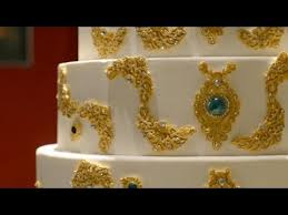 wedding cake jewelry how to cake it 6 tiers indian arabic jewelry wedding cake