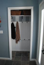 Closet Ideas Best 25 Front Hall Closet Ideas On Pinterest Hallway Closet