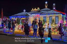 drive by christmas lights ellenbrook christmas lights granesse drive home facebook