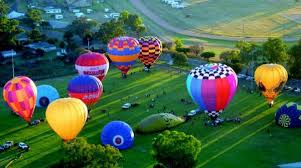 Balloon Challenge Take In The Excitement Of The Canowindra Balloon Challenge Nsw Tales