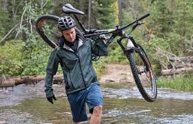 bike waterproofs showers pass partners with imba for waterproof trail jacket