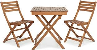 B Q Bistro Chairs B Q Recalls Wooden 2 Seater Bistro Table Chairs