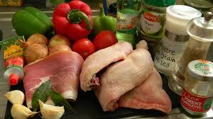 cuisine poulet basquaise poulet basquaise cuisine familiale