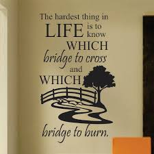 bridge to cross vinyl wall lettering vinyl wall decals zoom