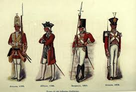 red coat british army military wiki fandom powered by wikia