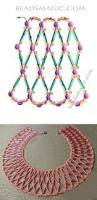 2205 best collier images on pinterest beadwork beaded jewelry