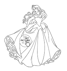 aurora coloring pages best coloring page