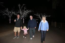 Zoo Lights Phoenix The Hoernke Family