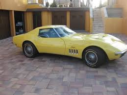chevy corvette stingray price 1969 chevy corvette stingray price 78 000 location florida