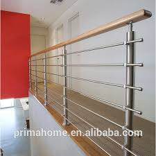 balcony stainless steel grill design steel rod railing for