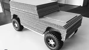 lexus cardboard electric car bollinger b1 electric off road vehicle here u0027s what you need to know
