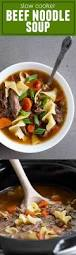 Produce Definition Super Tender And Slow Cooked This Slow Cooker Beef Noodle Soup Is