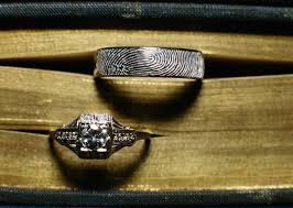 german wedding ring and wedding ersand vintage modern
