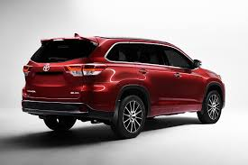 colors for toyota highlander 2017 toyota highlander preview j d power cars