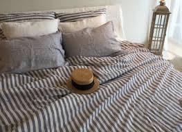 bedding set gray bedding awesome grey linen bedding vintage