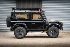land rover ninety tweaked automotive