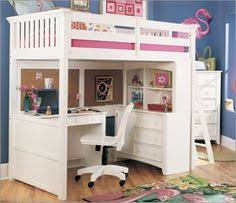 Loft Bed With Desk For Teenagers 20 Real Rooms For Real Kids Found On Instagram 10 Years