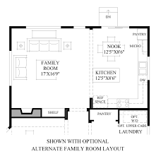 room floor plans timber creek the signature the chelan home design