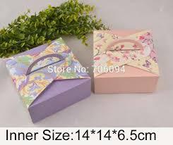 wedding gift stores 14x14x6 5cm 30pcs lot mooncake cake box diy wedding gift favor