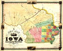 Iowa Maps Blog Prairie Roots Research Alice Hoyt Veen Certified