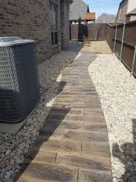 Tile Tech Pavers Cost by Natural Concrete Products Co Concrete Paver Kit Barnwood Plank