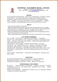 Handyman Description Sample Handyman Resume Resume Cv Cover by Handyman Resume Moa Format Construction Samples Sle Resume For Pa
