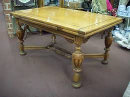 table with slide out leaves furniture beautiful vintage chateau english extendible dining table