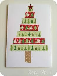 christmas cards ideas diy ne wall