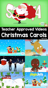 christmas carols for kids teaching videos and for kids
