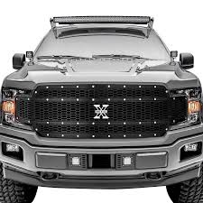 black custom grilles for 2018 f 150 are already here f150online