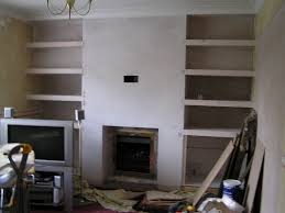 built in cabinets around fireplace exitallergy com